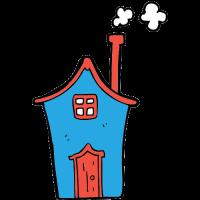 Villa Kakelbont Logo